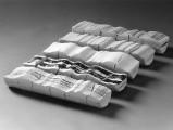fünf Tonstangen-30 Objektdosen